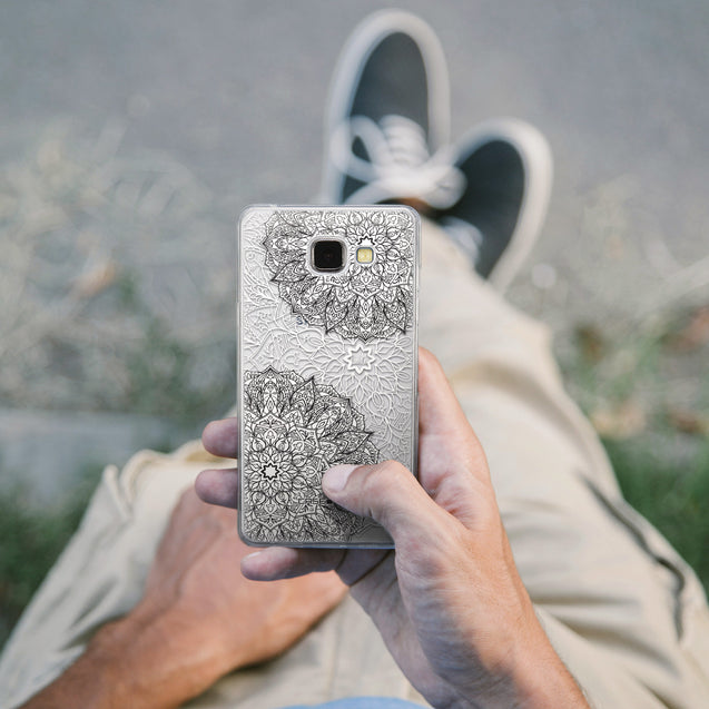Share - CASEiLIKE Samsung Galaxy A5 (2016) back cover Mandala Art 2093