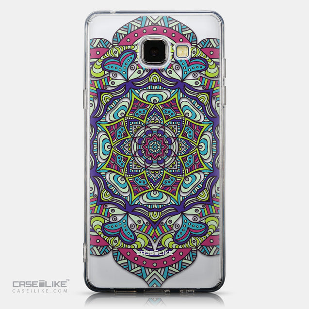 CASEiLIKE Samsung Galaxy A5 (2016) back cover Mandala Art 2094