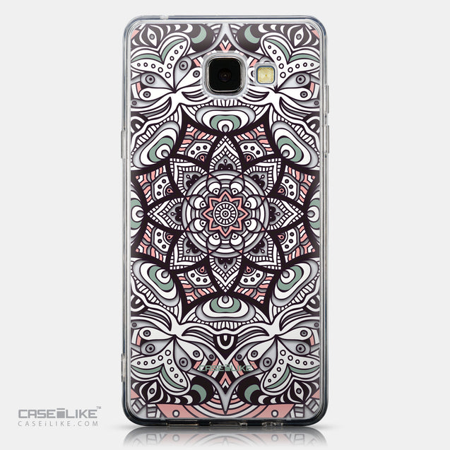 CASEiLIKE Samsung Galaxy A5 (2016) back cover Mandala Art 2095