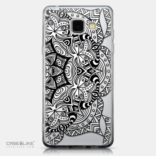 CASEiLIKE Samsung Galaxy A5 (2016) back cover Mandala Art 2096