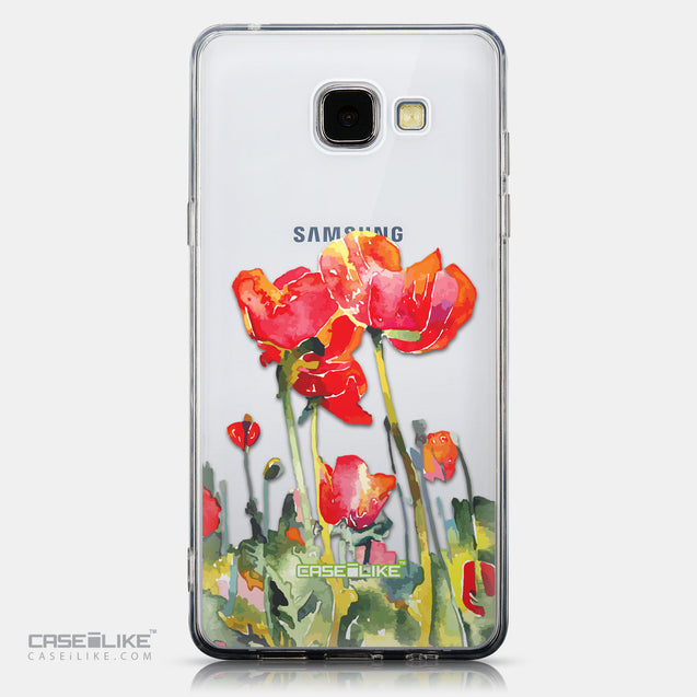 CASEiLIKE Samsung Galaxy A5 (2016) back cover Watercolor Floral 2230