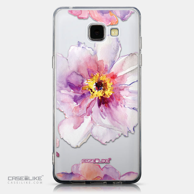 CASEiLIKE Samsung Galaxy A5 (2016) back cover Watercolor Floral 2231