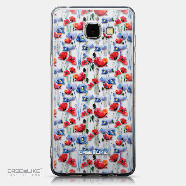CASEiLIKE Samsung Galaxy A5 (2016) back cover Watercolor Floral 2233
