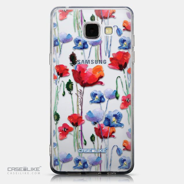 CASEiLIKE Samsung Galaxy A5 (2016) back cover Watercolor Floral 2234