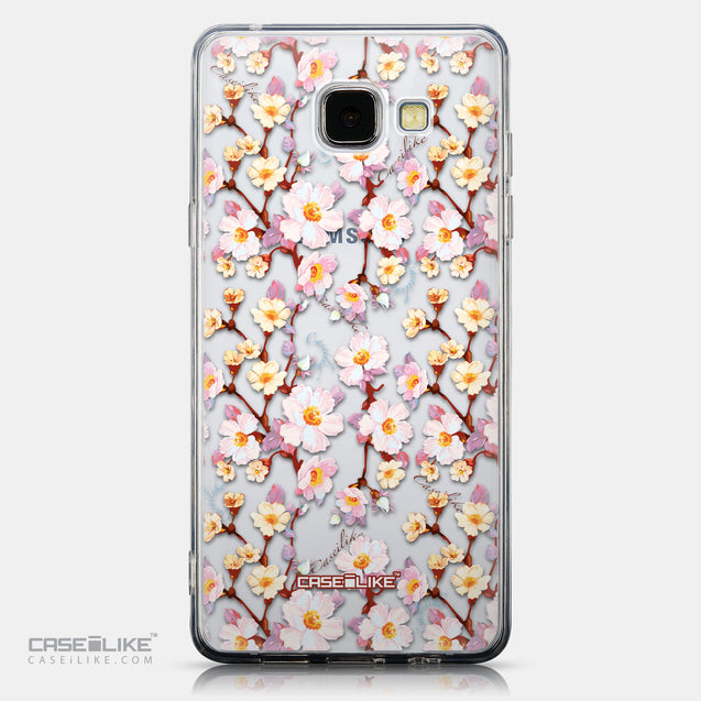 CASEiLIKE Samsung Galaxy A5 (2016) back cover Watercolor Floral 2236