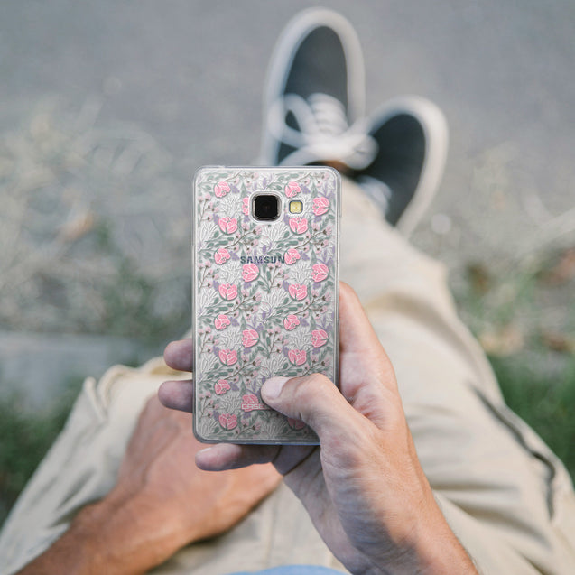 Share - CASEiLIKE Samsung Galaxy A5 (2016) back cover Flowers Herbs 2246