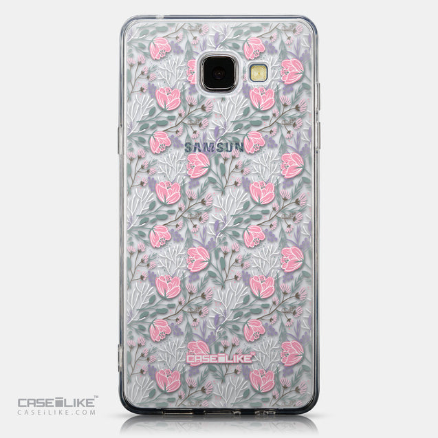 CASEiLIKE Samsung Galaxy A5 (2016) back cover Flowers Herbs 2246