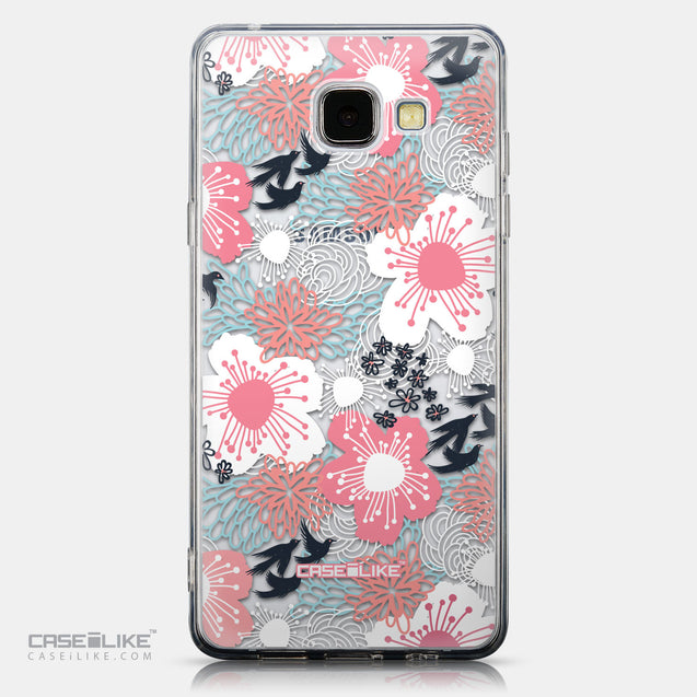 CASEiLIKE Samsung Galaxy A5 (2016) back cover Japanese Floral 2255