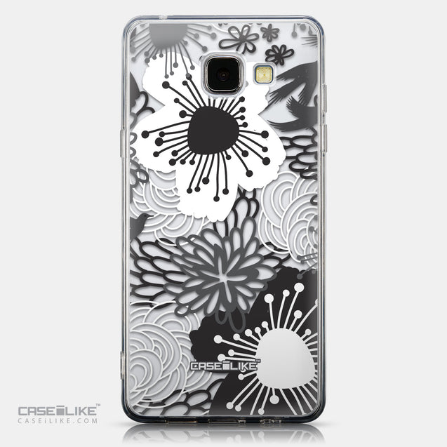 CASEiLIKE Samsung Galaxy A5 (2016) back cover Japanese Floral 2256