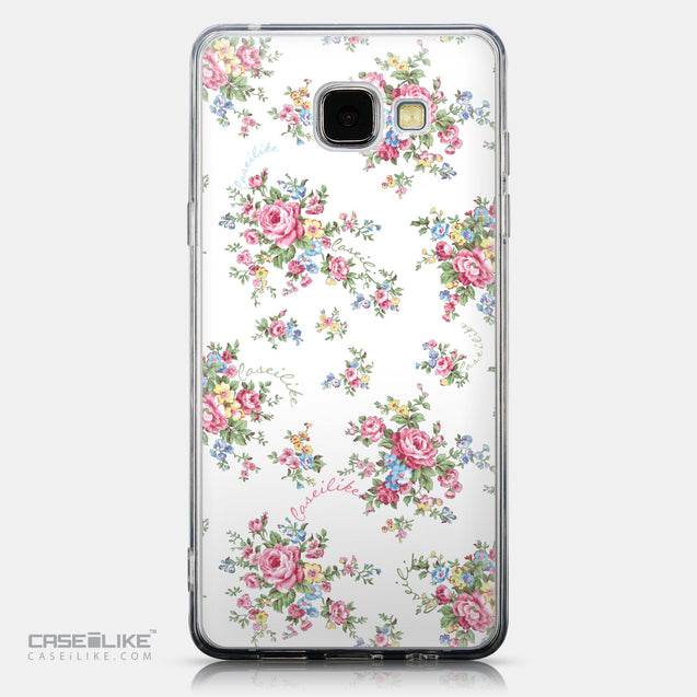 CASEiLIKE Samsung Galaxy A5 (2016) back cover Floral Rose Classic 2260