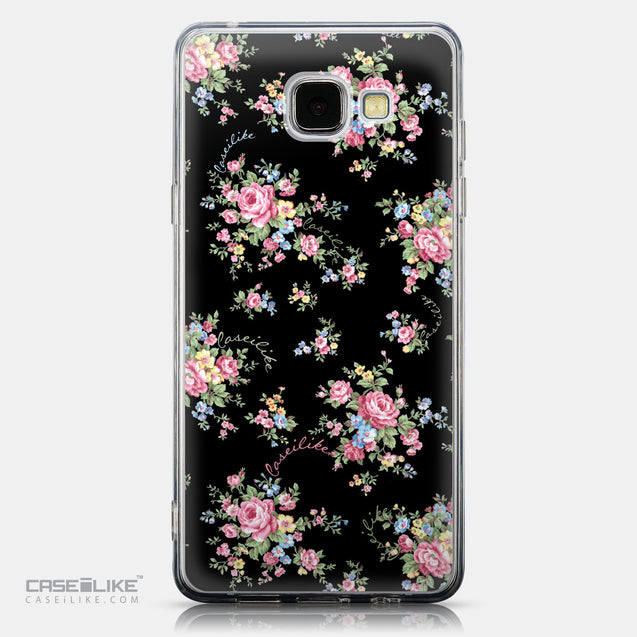 CASEiLIKE Samsung Galaxy A5 (2016) back cover Floral Rose Classic 2261