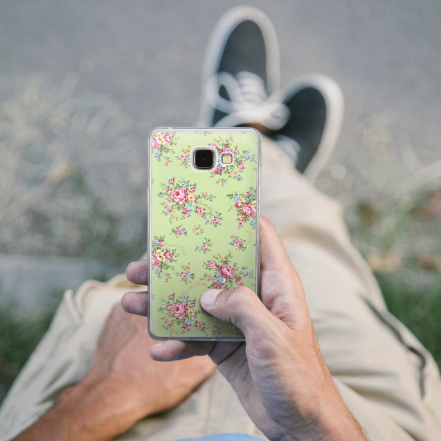 Share - CASEiLIKE Samsung Galaxy A5 (2016) back cover Floral Rose Classic 2262
