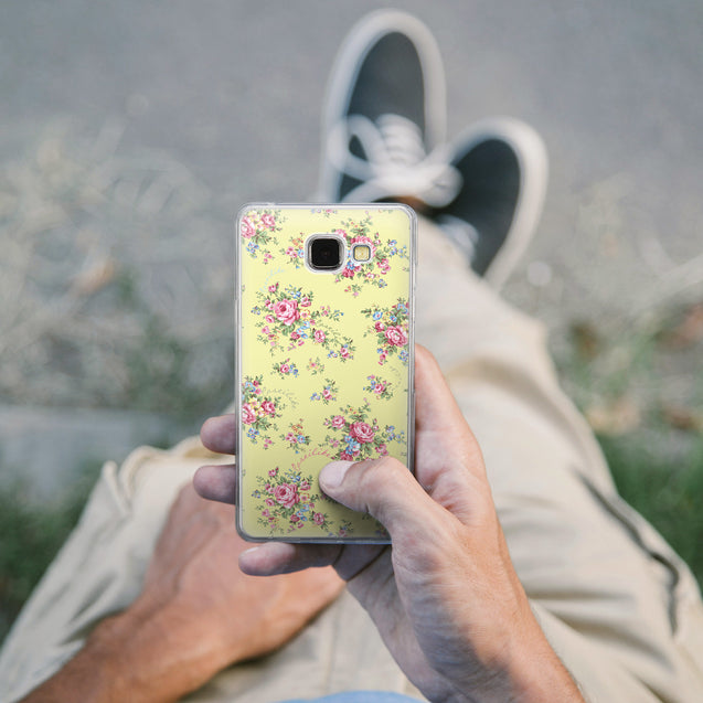 Share - CASEiLIKE Samsung Galaxy A5 (2016) back cover Floral Rose Classic 2264
