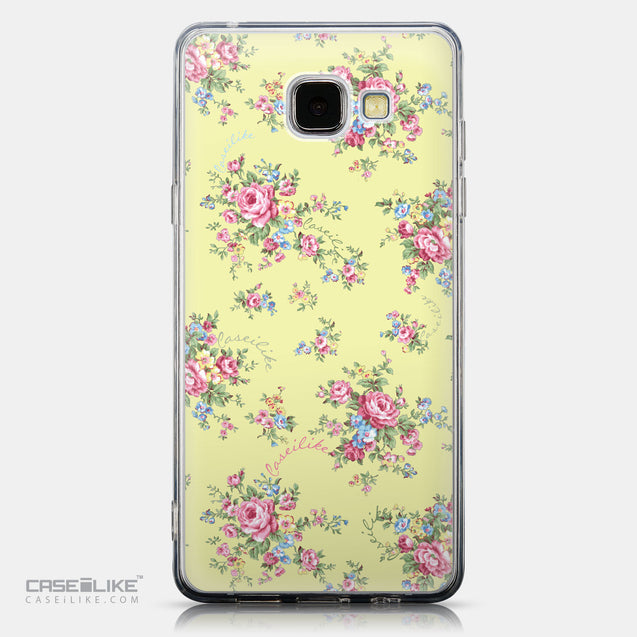 CASEiLIKE Samsung Galaxy A5 (2016) back cover Floral Rose Classic 2264