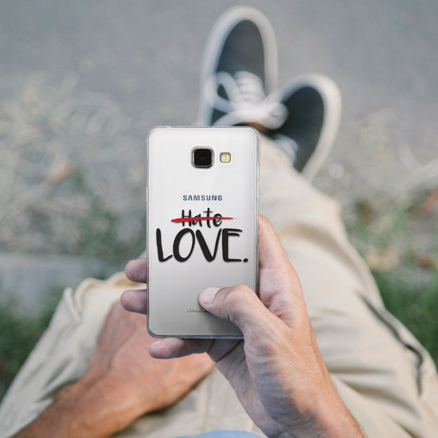 Share - CASEiLIKE Samsung Galaxy A5 (2016) back cover Quote 2406