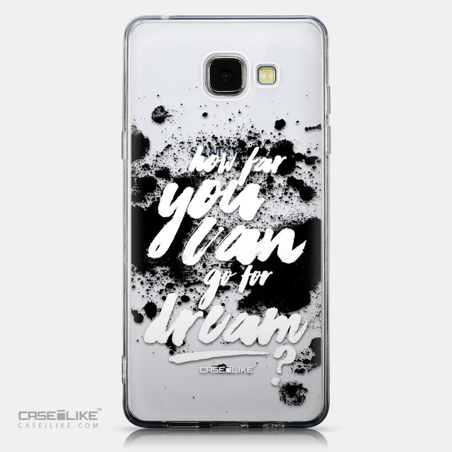CASEiLIKE Samsung Galaxy A5 (2016) back cover Quote 2413