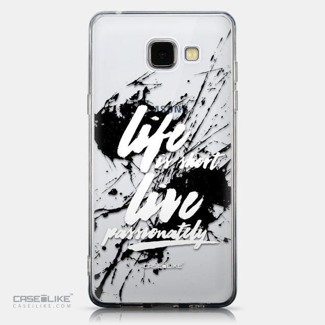 CASEiLIKE Samsung Galaxy A5 (2016) back cover Quote 2416