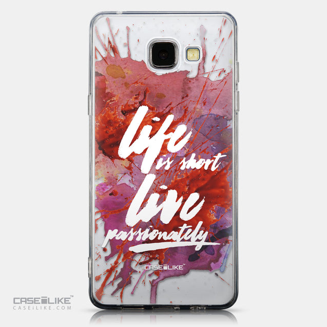 CASEiLIKE Samsung Galaxy A5 (2016) back cover Quote 2423