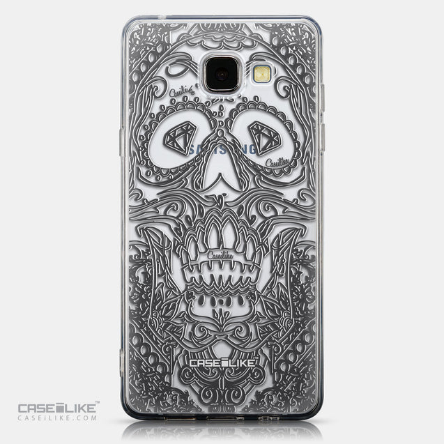 CASEiLIKE Samsung Galaxy A5 (2016) back cover Art of Skull 2524