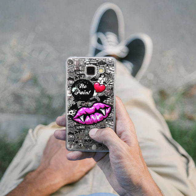 Share - CASEiLIKE Samsung Galaxy A5 (2016) back cover Graffiti 2708