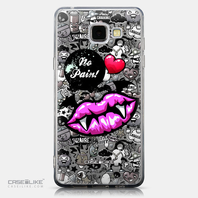 CASEiLIKE Samsung Galaxy A5 (2016) back cover Graffiti 2708