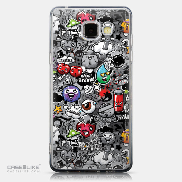 CASEiLIKE Samsung Galaxy A5 (2016) back cover Graffiti 2709