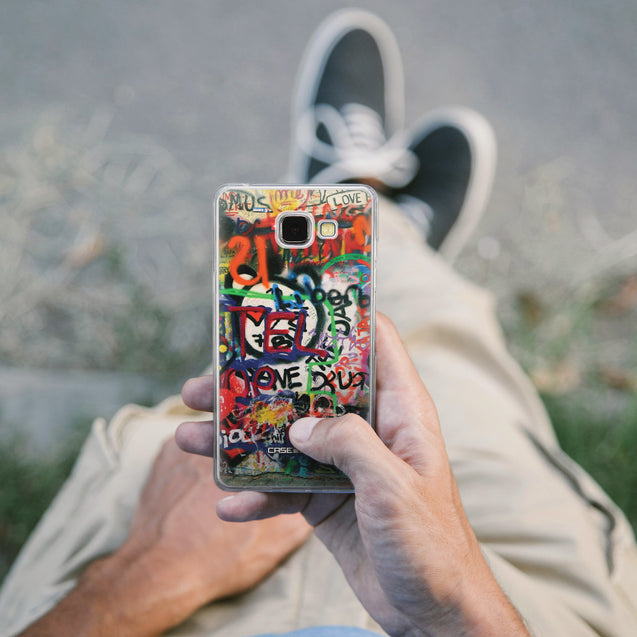 Share - CASEiLIKE Samsung Galaxy A5 (2016) back cover Graffiti 2721