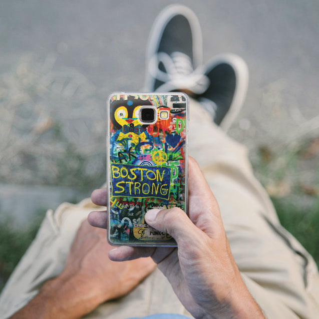 Share - CASEiLIKE Samsung Galaxy A5 (2016) back cover Graffiti 2723