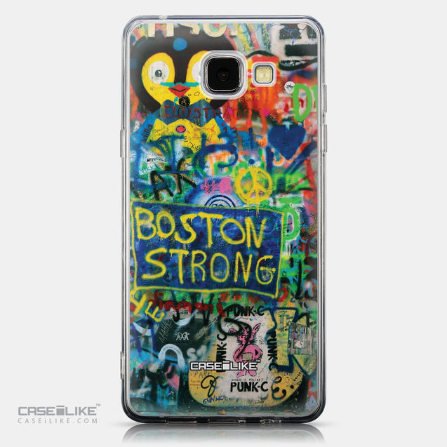 CASEiLIKE Samsung Galaxy A5 (2016) back cover Graffiti 2723