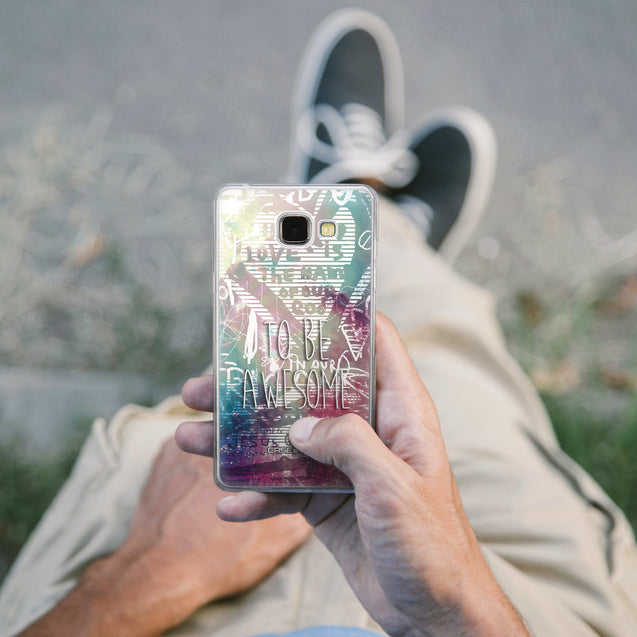 Share - CASEiLIKE Samsung Galaxy A5 (2016) back cover Graffiti 2726