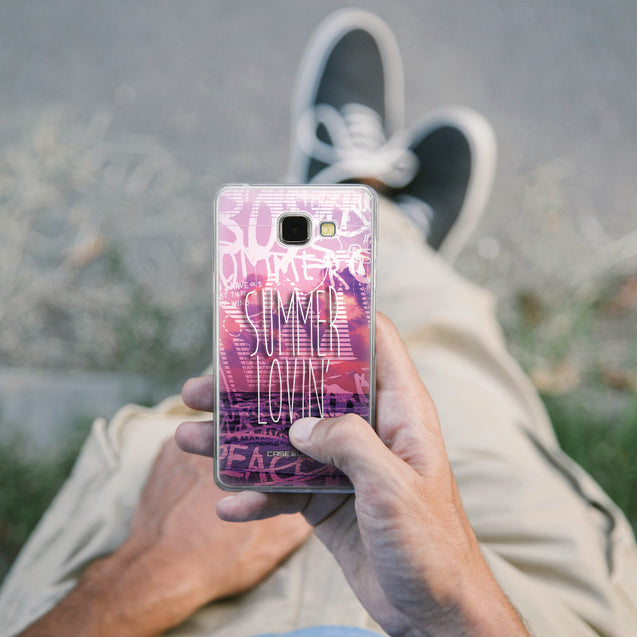 Share - CASEiLIKE Samsung Galaxy A5 (2016) back cover Graffiti 2727
