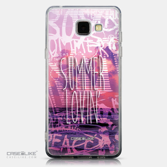 CASEiLIKE Samsung Galaxy A5 (2016) back cover Graffiti 2727