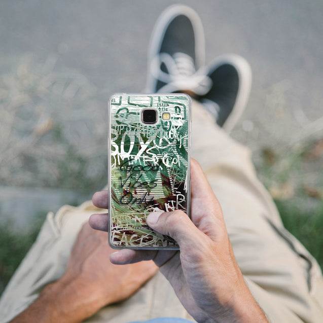 Share - CASEiLIKE Samsung Galaxy A5 (2016) back cover Graffiti 2728