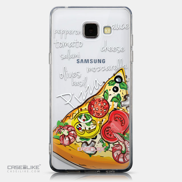 CASEiLIKE Samsung Galaxy A5 (2016) back cover Pizza 4822