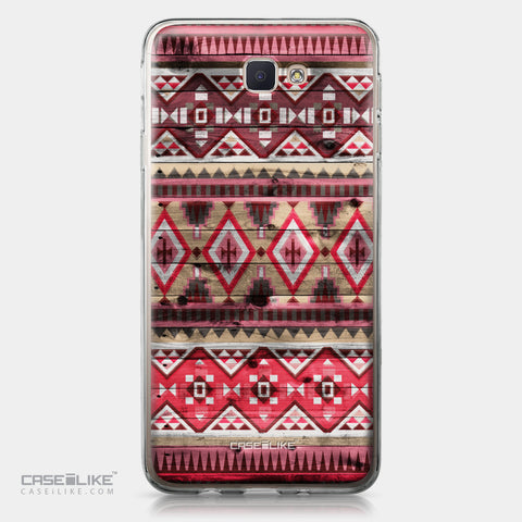 Samsung Galaxy J7 Prime / On NXT / On7 (2016) case Indian Tribal Theme Pattern 2057 | CASEiLIKE.com