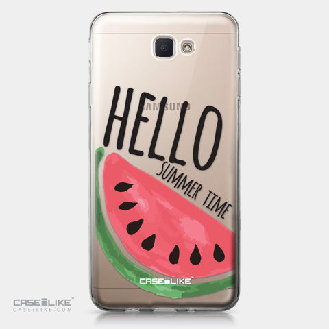 Samsung Galaxy J7 Prime / On NXT / On7 (2016) case Water Melon 4821 | CASEiLIKE.com