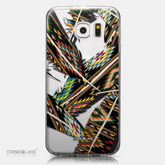 CASEiLIKE Samsung Galaxy S6 back cover Indian Tribal Theme Pattern 2053