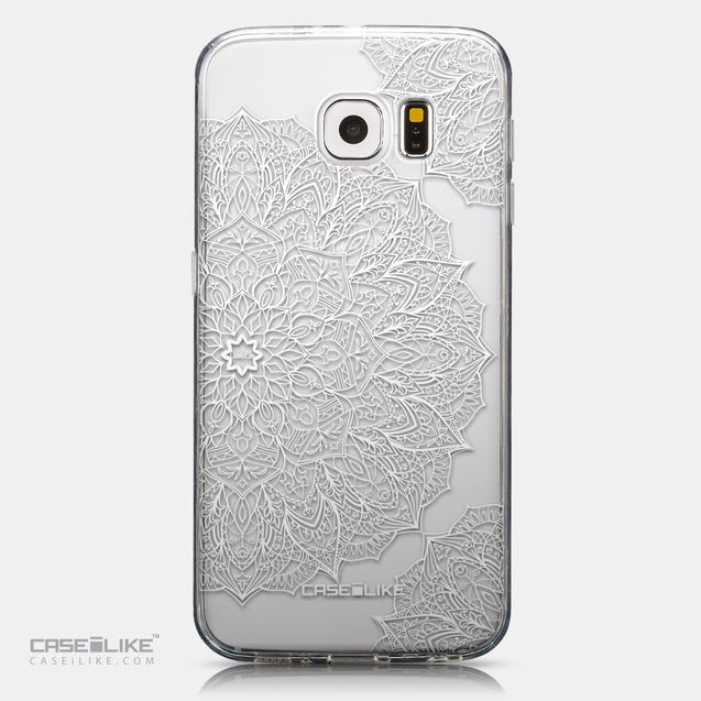 CASEiLIKE Samsung Galaxy S6 back cover Mandala Art 2091