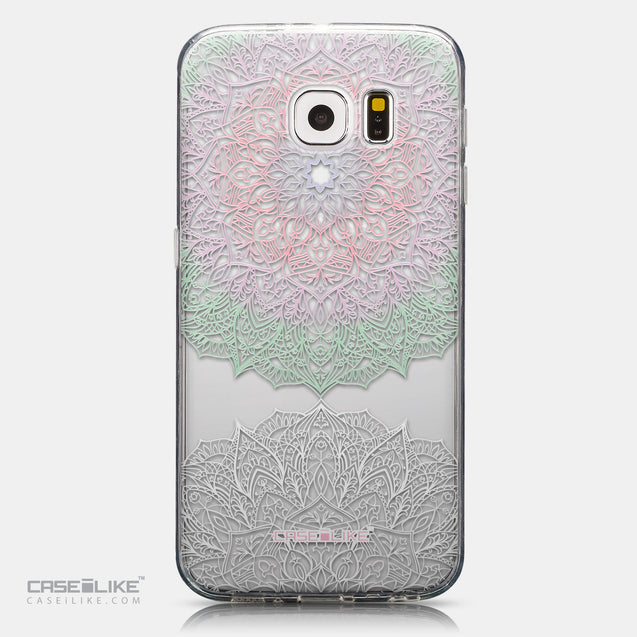 CASEiLIKE Samsung Galaxy S6 back cover Mandala Art 2092