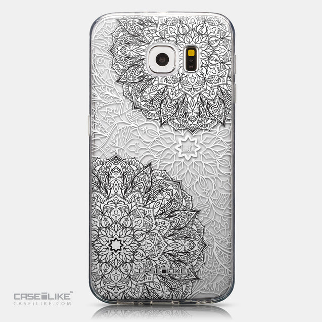 CASEiLIKE Samsung Galaxy S6 back cover Mandala Art 2093