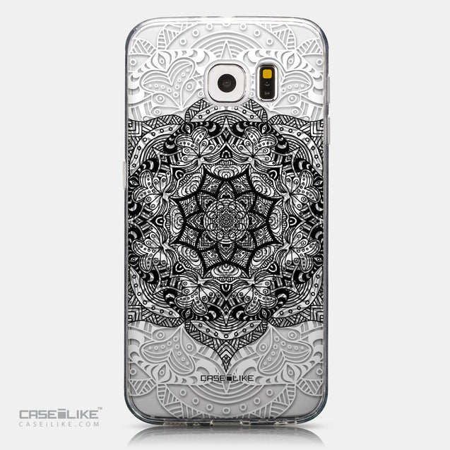 CASEiLIKE Samsung Galaxy S6 back cover Mandala Art 2097
