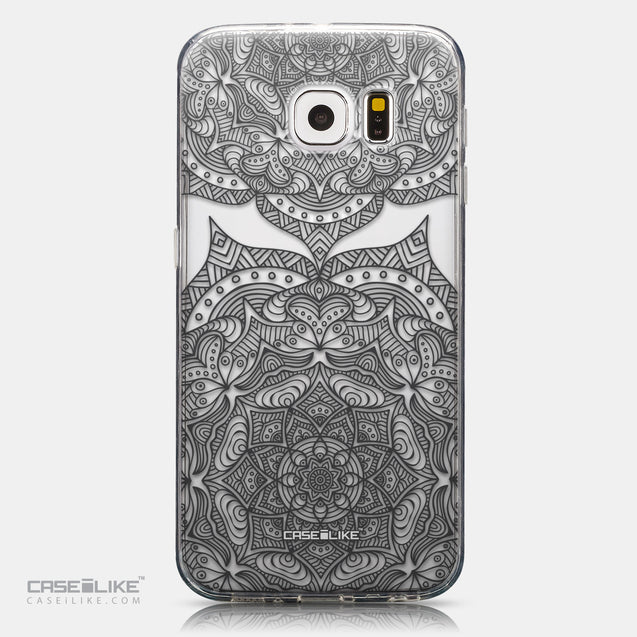 CASEiLIKE Samsung Galaxy S6 back cover Mandala Art 2304