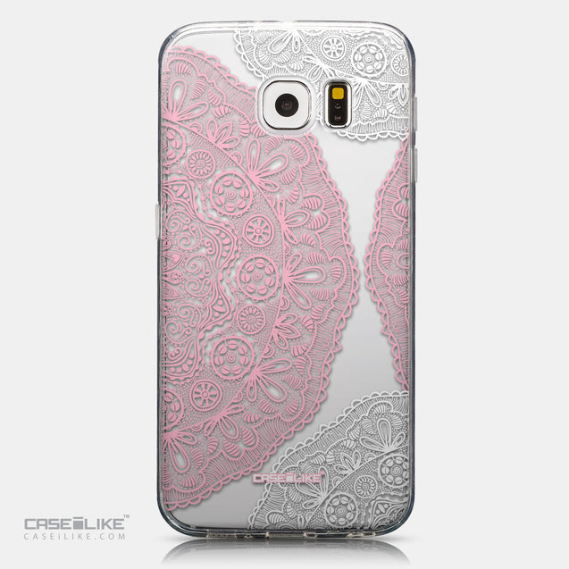 CASEiLIKE Samsung Galaxy S6 back cover Mandala Art 2305