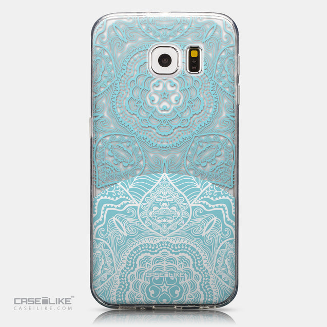 CASEiLIKE Samsung Galaxy S6 back cover Mandala Art 2306