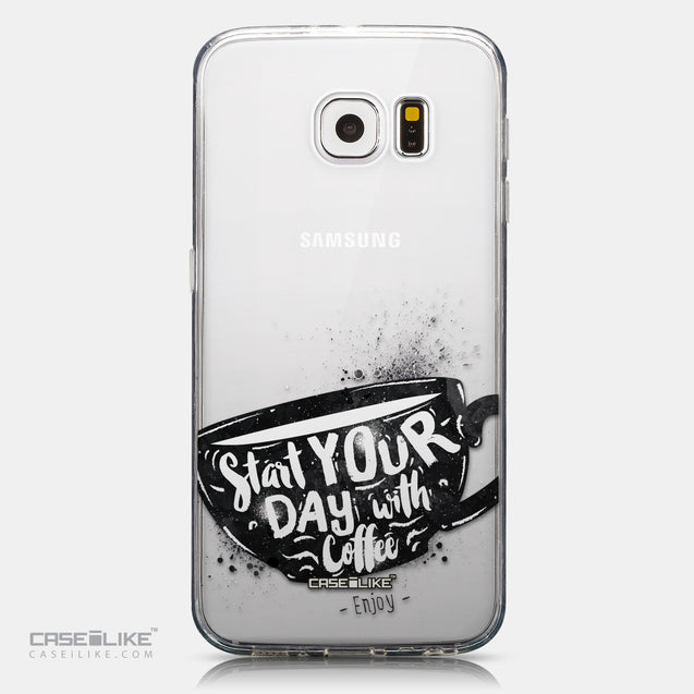 CASEiLIKE Samsung Galaxy S6 back cover Quote 2402