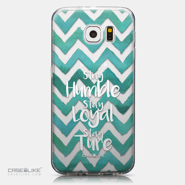 CASEiLIKE Samsung Galaxy S6 back cover Quote 2418