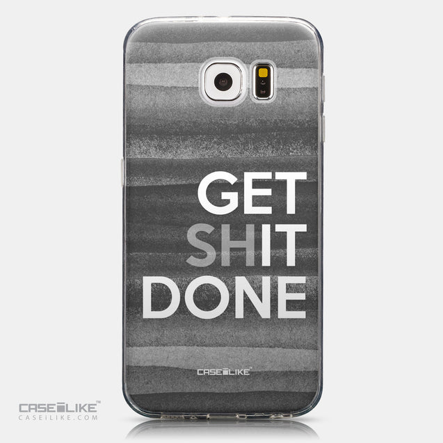 CASEiLIKE Samsung Galaxy S6 back cover Quote 2429
