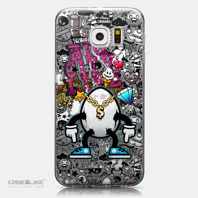 CASEiLIKE Samsung Galaxy S6 back cover Graffiti 2704
