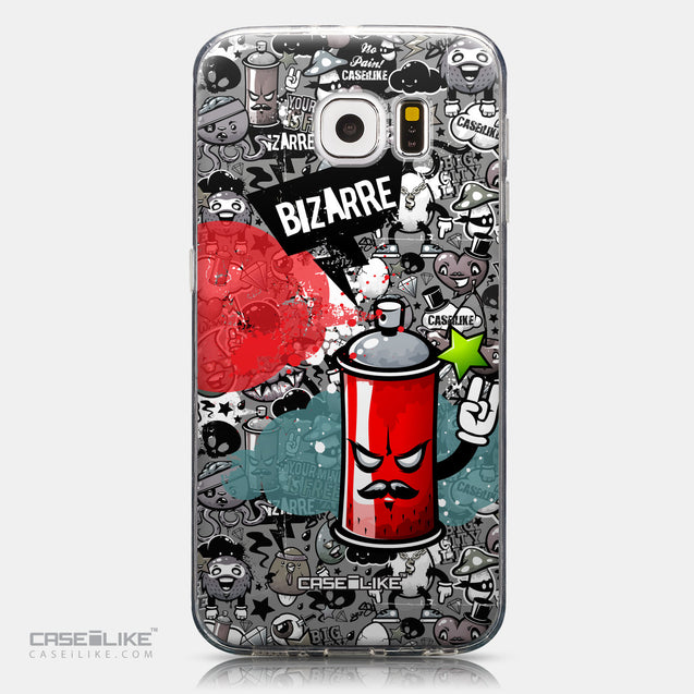 CASEiLIKE Samsung Galaxy S6 back cover Graffiti 2705