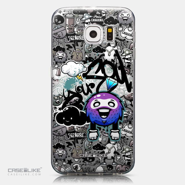 CASEiLIKE Samsung Galaxy S6 back cover Graffiti 2706